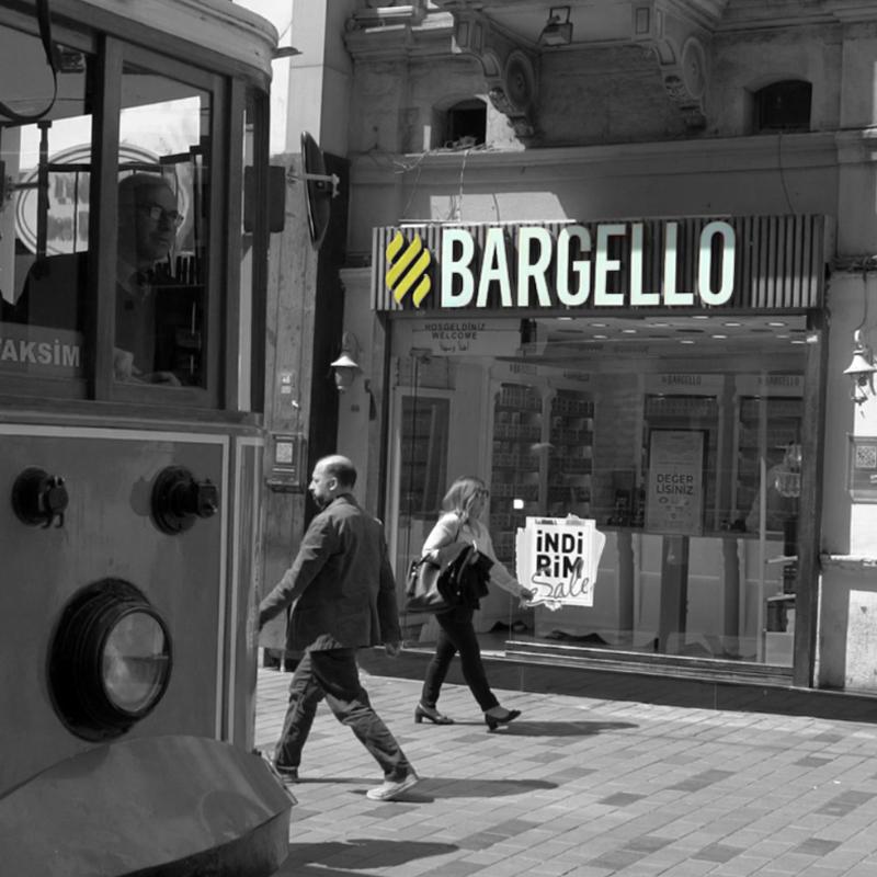 Bargello Perfume Senin Kokun Senin Tutkun